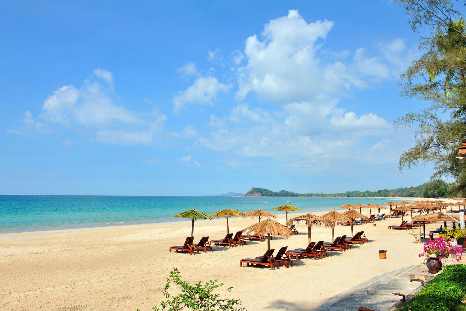 Your Exclusive Ngapali Beach Resort In Myanmar
